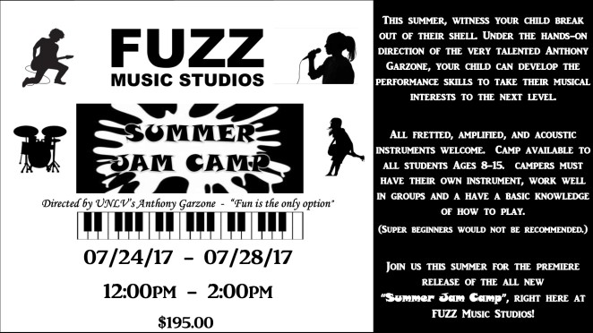 SUMMER JAM CAMP AD