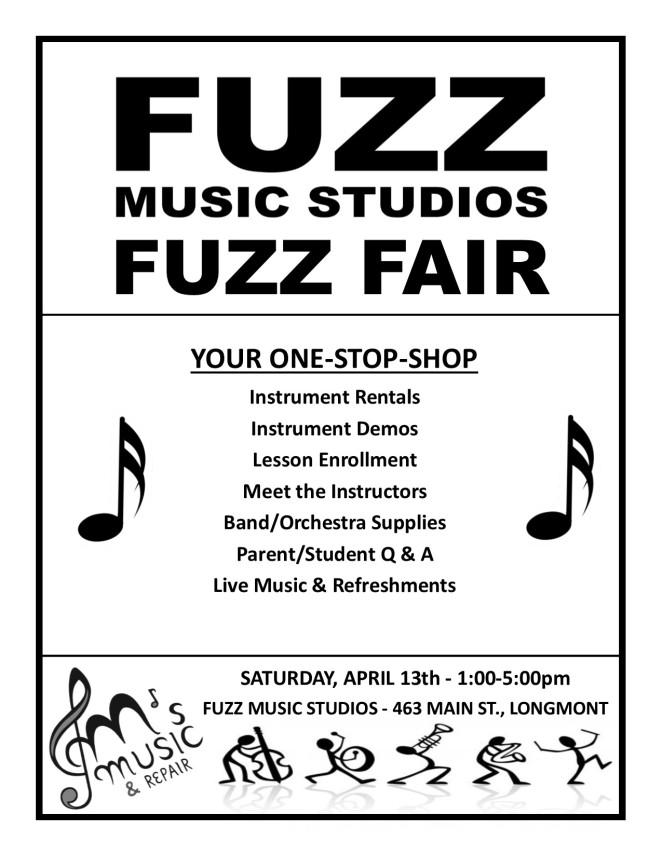 FUZZ FAIR Spring 2019